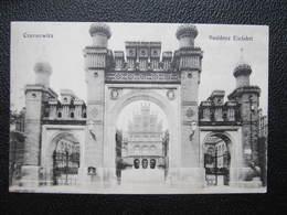 AK CZERNOWITZ Ca.1915  ///  D*33341 - Ukraine