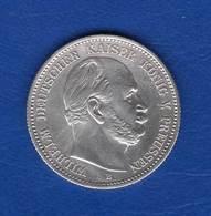 2  Mark  1876 B  Sup - [ 2] 1871-1918 : Imperio Alemán