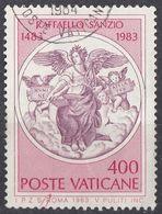 VATICANO - 1983 - Yvert 744 Usato, Come Da Immagine. - Gebraucht