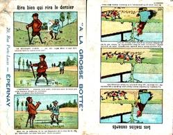 Humour 575 Histoire Rira Bien Qui Rira Le Dernier (pub épernay, La Grosse Botte RV - Humour