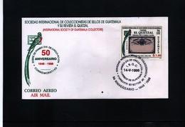 Guatemala Interesting Letter - Guatemala