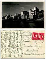 Romania 1935 RPPC Constanta, Mangalia To Hamburg Germany W/ Scott 373 - Romania