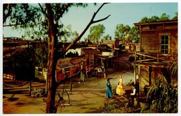 United States Modern Postcard Ghost Town, Knott's Berry Farm, Buena Park, California - United States