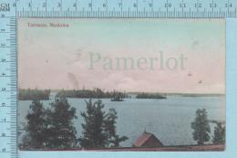 CPA -Torrance Muskokaes Ontario Souvenir Card-  Used In 1908  Stamp CND 1¢ - Ontario