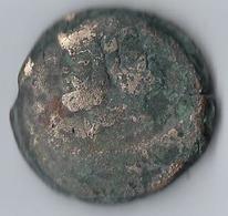 Monnaie Romaine Janus Bifrons Sesterce Roma 40 G 35 Mm Environ - Romaines