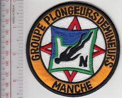 France Navy 1st Divers EOD Group Marine Francaise 1er Groupe Plongeurs Démineurs Atlantique BAN Cherbourg - Diving