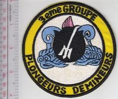 France Navy 3rd Group EOD Diver Marine 3ème Groupe Plongeurs Démineurs BAN Naval Toulon - Diving
