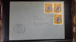 FDC Berlin   Mi.Nr. 352 (Weihnachten) Mit Sonderstempel Berlin 12 Vom 13.11.1969 - Berlin (West)