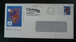 PAP TSC PAM Century 21 Montgeron 91 Essonne 1998 - Biglietto Postale