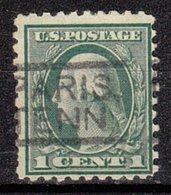 USA Precancel Vorausentwertung Preo, Locals Tennessee, Paris 546, Perf. 10x10, Perf. Not Perfect - Vorausentwertungen
