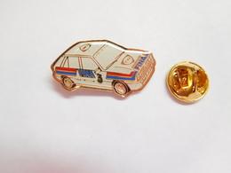 Beau Pin's , Auto Lancia , Rallye , Carburant Fina - Rallye