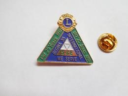 Beau Pin's , Association Lions Club , Regina 35 - Associations