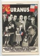 Jacques TARDI : Uranus (cp Affiche Du Film) Cp Vierge - Altre Illustrazioni