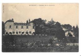71 Hurigny. Lot De 2 Cartes. Chateau Des Pocards / De La Garenne (4393) - Altri Comuni