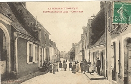 SOUANCE - Grande Rue   48 - France
