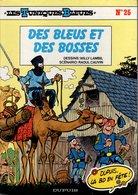 B.D.LES TUNIQUES BLEUES - DES BLEUS ET DES BOSSES - N° 25 - Tuniques Bleues, Les