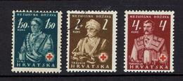 CROATIA...1940'S.used - Croatia