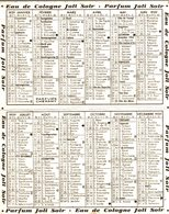 Raymonde Coiffure Pour Dame A ANGOULEME - Calendars