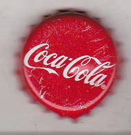 Romania Coca Cola Cap - Red - Soda