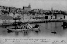Transports > Bateaux > Paquebots   /  BOULOGNE LOT 501 - Paquebots