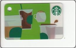 Thailand Starbucks Card  Summer Mini - 2012-6075 - Gift Cards