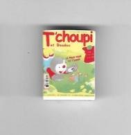 Féve  Livre  Pour  Enfants  T ' CHOUPI  Verso  Aaaah  Les  Sauterelles  Recto  Verso - Strips