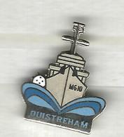 DRAGUEUR OUISTRÉHAM - MARINE NATIONALE - Boats