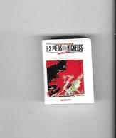 Féve  BD  LES  PIEDS  NICKLES  Sur  Le  Flan  VENTS  D' OUEST  Recto  Verso - Strip