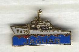 JAGUAR - Bâtiment École - MARINE NATIONALE - Boats