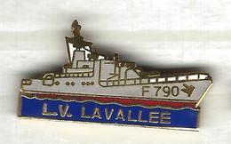 AVISO LIEUTENANT De VAISSEAU LAVALLÉE - MARINE NATIONALE - Boats