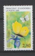 "ANDORRE 1995 : N° 462 - ""Papillon - Gonepteryx Rhamni""   - Neuf ** - - French Andorra"