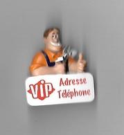 Magnet  V I P, Adresse  Téléphone - Advertising
