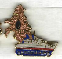 FRÉGATE VENDÉMIÈRÈ - MARINE NATIONALE - Boats