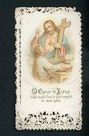 CANIVET  - O COEUR DE JÉSUS  Edit Imp. TURJIS PARIS - Devotion Images