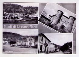 Cartolina Monti Di Licciana Nardi (Massa Carrara). 1959 - Carrara
