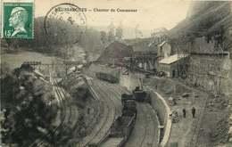 CANTAL  NEUSSARGUES  Chantier Du Concasseur - Francia