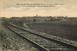 CANTAL  LA CHAPELLE LAURENT - France