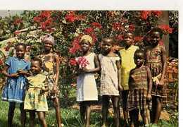 Jeunes Baptisees Centrafricaines , Fillettes - Centrafricaine (République)