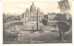 Italie - Lazio - Roma (Rome) - Chiesa Della Trinità Dei MontiIl Vaticano - Vatican