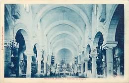 - Dpts Div -ref ZZ788- Herault - Paulhan - Interieur De L Eglise - Carte Bon Etat - - Paulhan