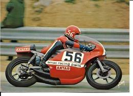 Sport Moto - Erick Offenstadt Sur Kawasaki 750 - Sport Moto