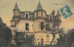 CPA - Jonzac - Château Fay - Jonzac