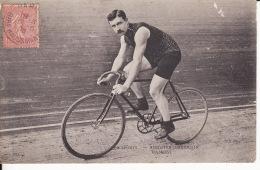 Cycliste, Cyclisme, Vanoni, Sprinter, 1905, 2 Scans - Cyclisme