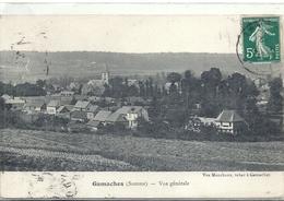 SOMME - 80 - GAMACHES - 2700 Hab - Vue Générale - France