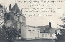 SOMME - 80 - GAMACHES - 2700 Hab -Tour Ancien Château - France