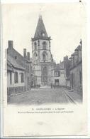 SOMME - 80 - GAMACHES - 2700 Hab - L'Eglise - France