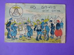 Les  Saints  Qu'on  Estime - Humoristiques