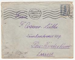 Egypt, Letter Cover Travelled 1938 Maadi Pmk B180715 - Egipto