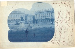 **  54  ***  NANCY  Place  Timbrée TB Précurseur - Nancy