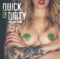 QUICK & DIRTY - Falling Down - CD - POWER ROCK - Rock